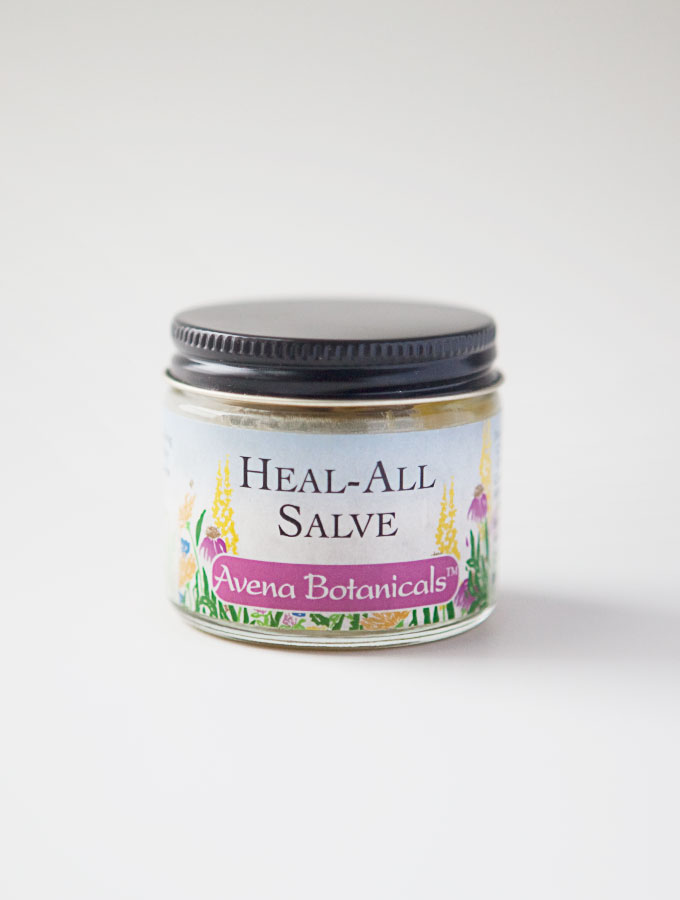 Avena Botanicals Heal-All Salve