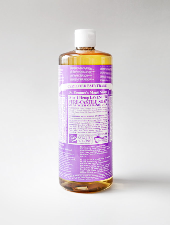 Dr. Bronner's Magic Super Soap