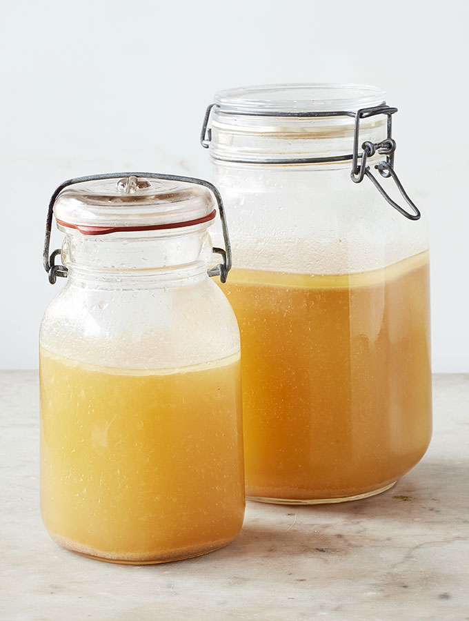 Basic Bone Broth