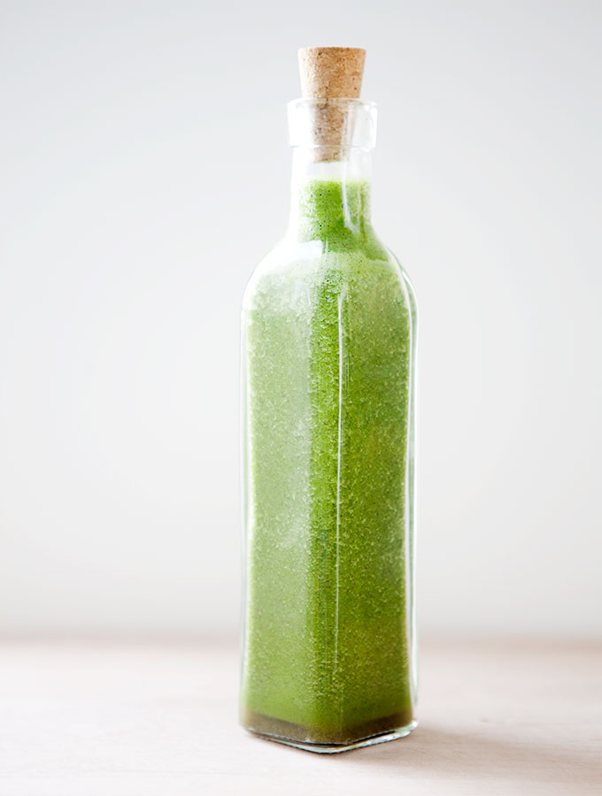 Spicy Chipotle Green Dressing