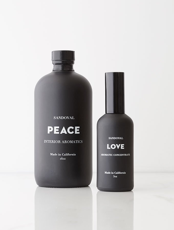 Sandoval: Home Fragrance For Sacred Space & Peace of Mind