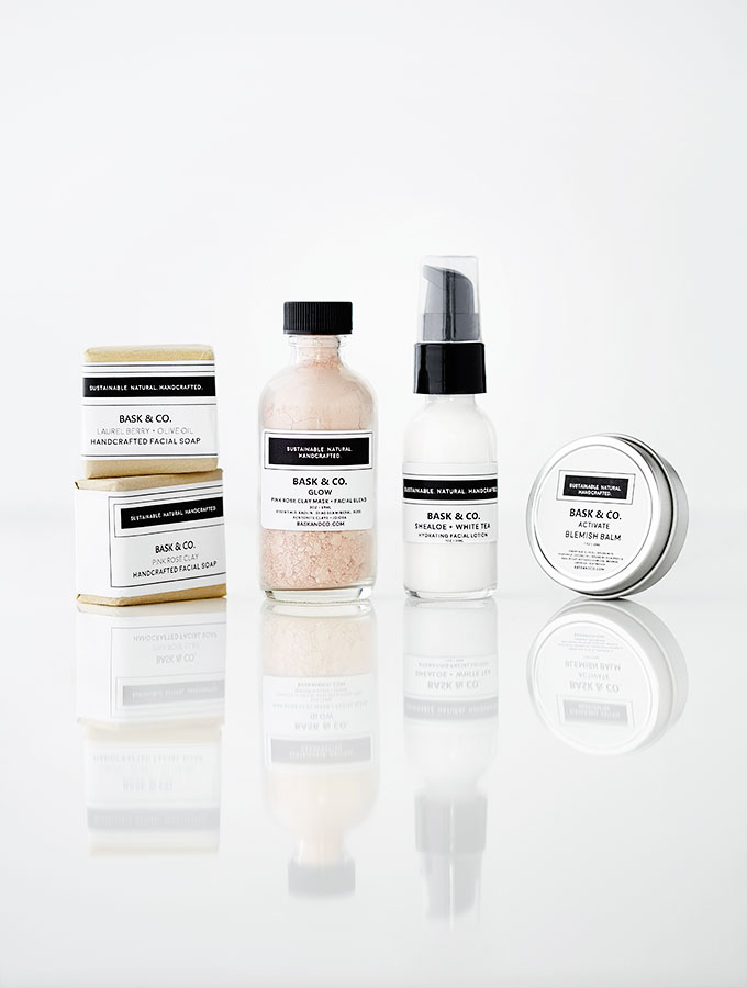 Affordable Handcrafted Organic Skincare From Bask & Co