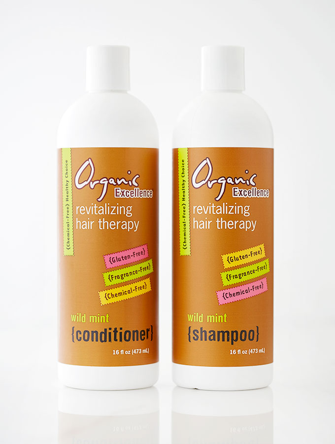 Chemical Free Revitalizing Hair Therapy From Organic Excellence